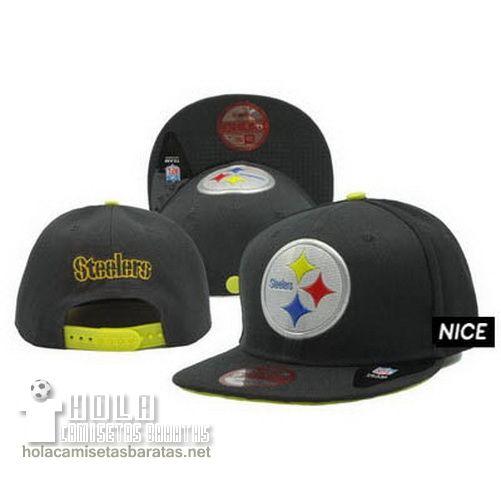 Gorras Planas Baratas NFL Pittsburgh Steelers 14KT €13.9  326ee72be16