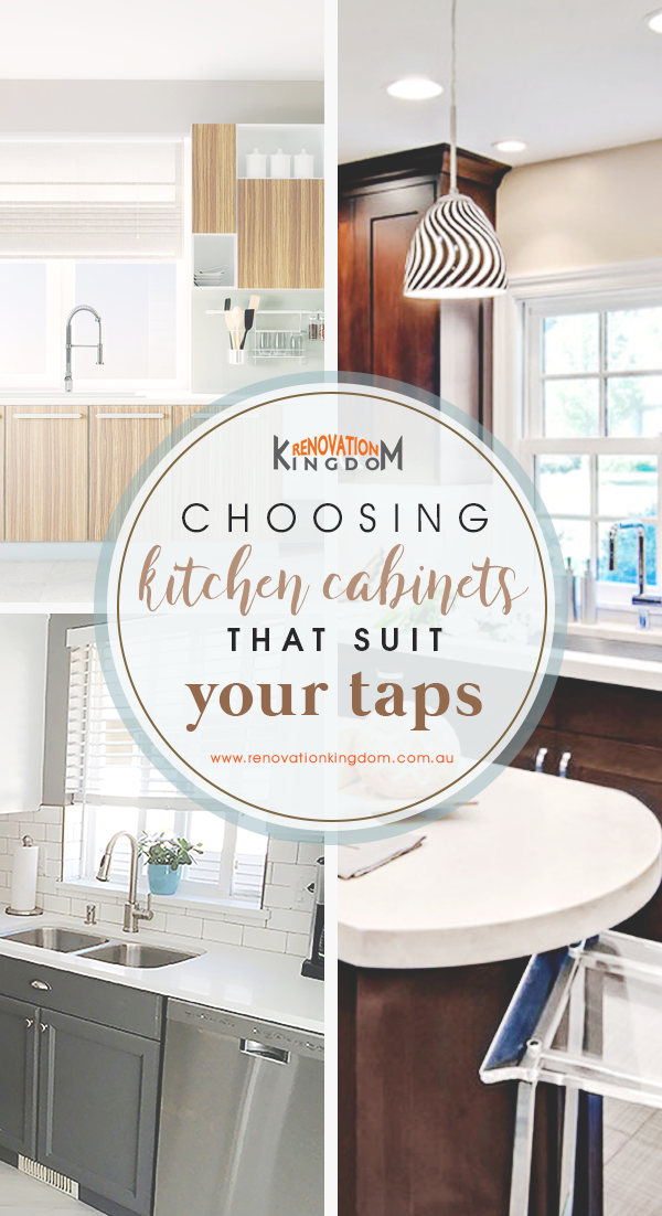 Choosing Kitchen Cabinets That Suit Your Taps Kitchen Cabinets Cabinet