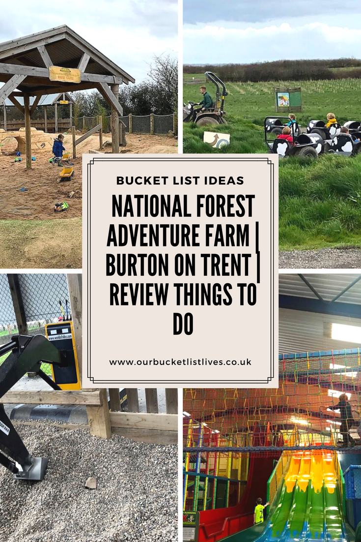 National Forest Adventure Farm Burton On Trent Review Things To Do Adventure Farm Forest Adventure Family Friendly Vacation