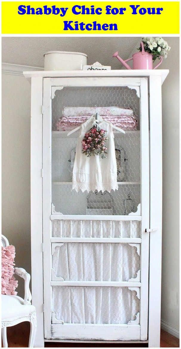 Shabby Chic Furniture – Neighbour Envy, Owner Pride!