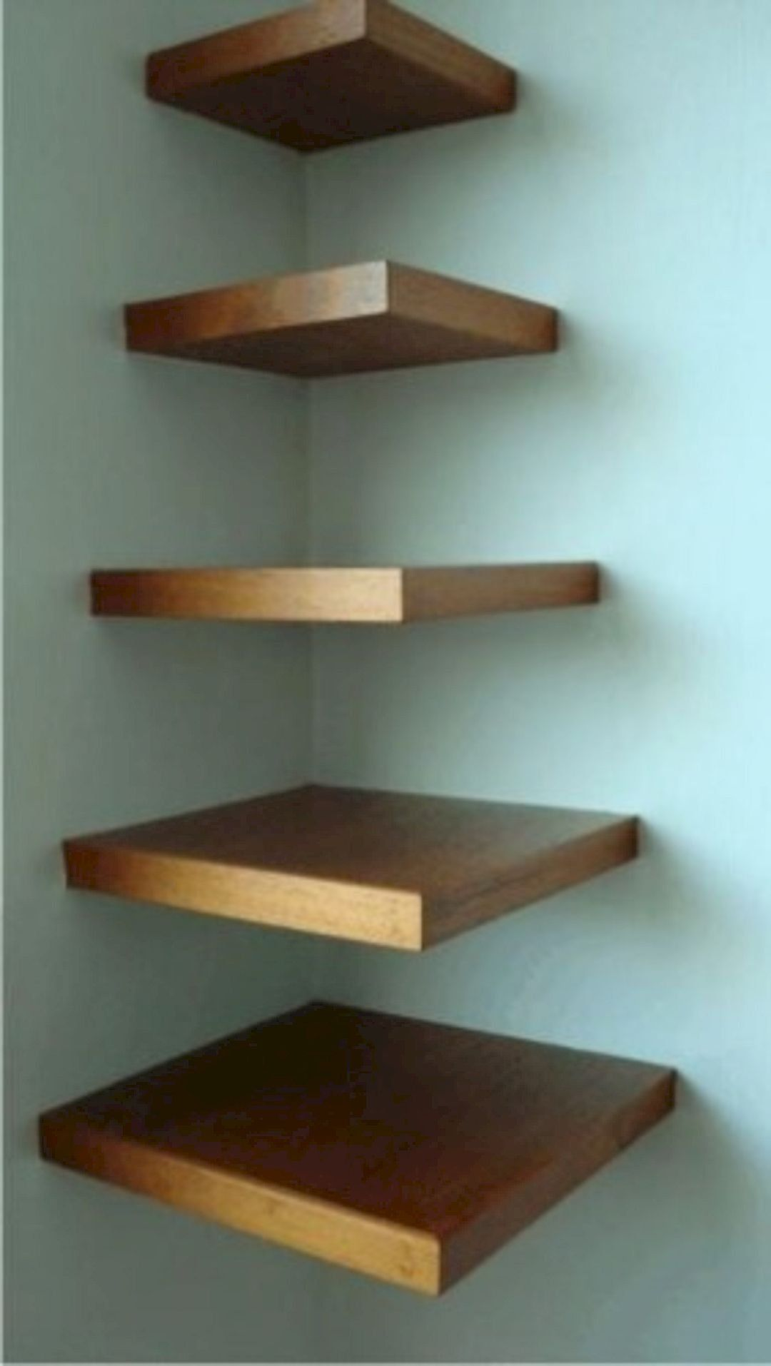 49 clever corner floating shelves gorgeous furniture designs rh pinterest com