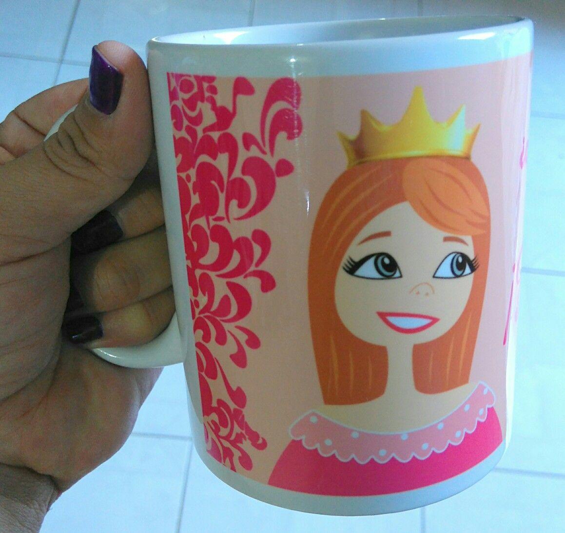 La taza de mamá café reina