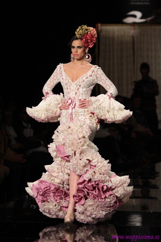 1000 mejores imágenes de (3) Vestidos FlamencaBatas de Cola