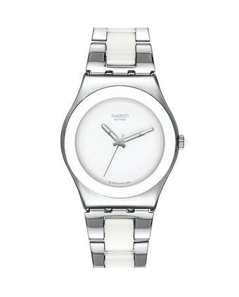 c8be7e7771da Reloj de mujer Tressor Blanc Swatch