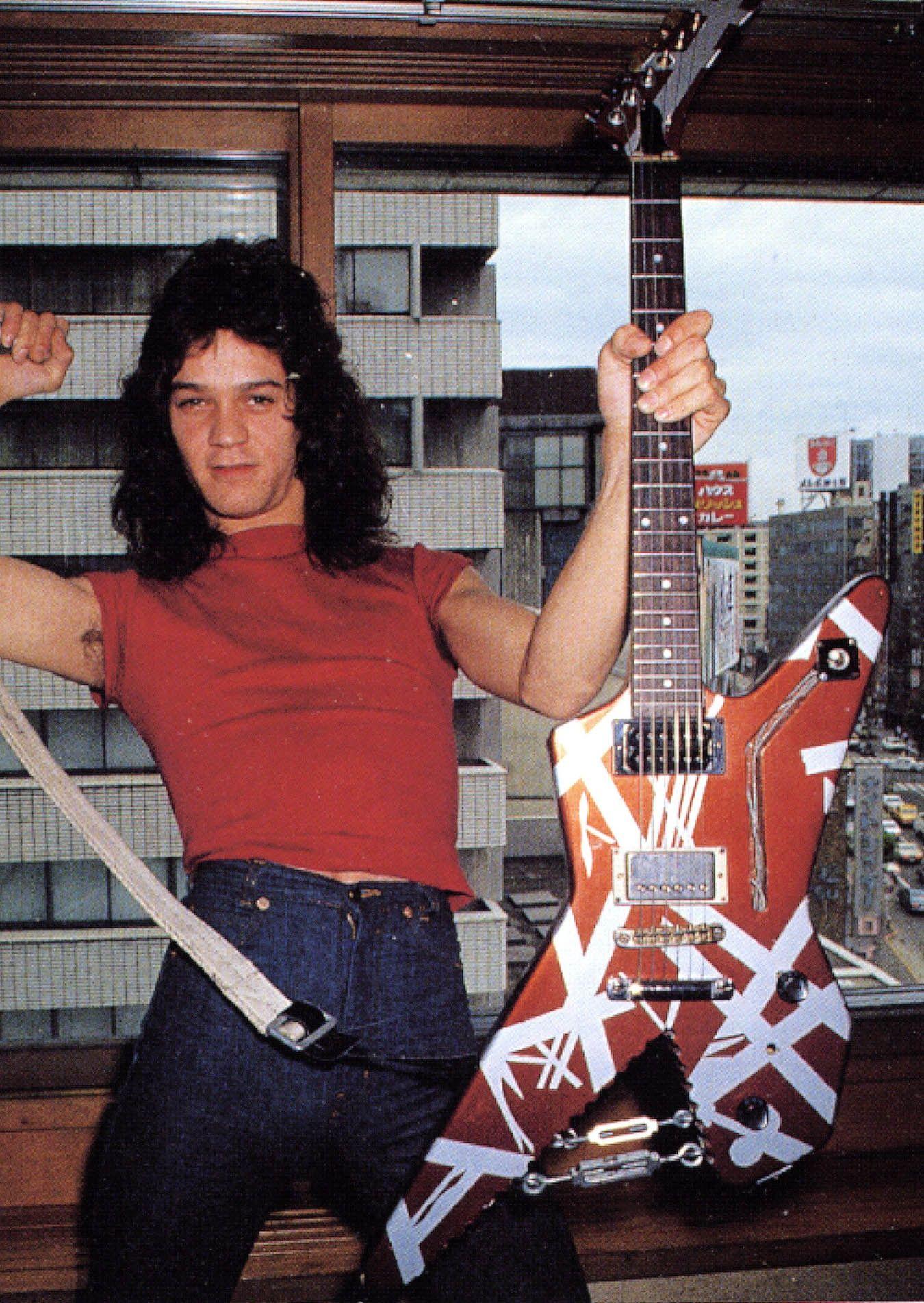 Ibanez Destroyer Eddie Van Halen Van Halen Van Halen 5150