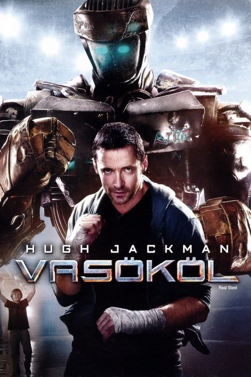 Vedere Real Steel 2019 Film Streaming Sub ITA (With images ...