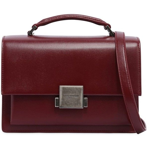 c183934b8a85 Saint Laurent Women Medium Bellechasse Leather School Bag found on ...