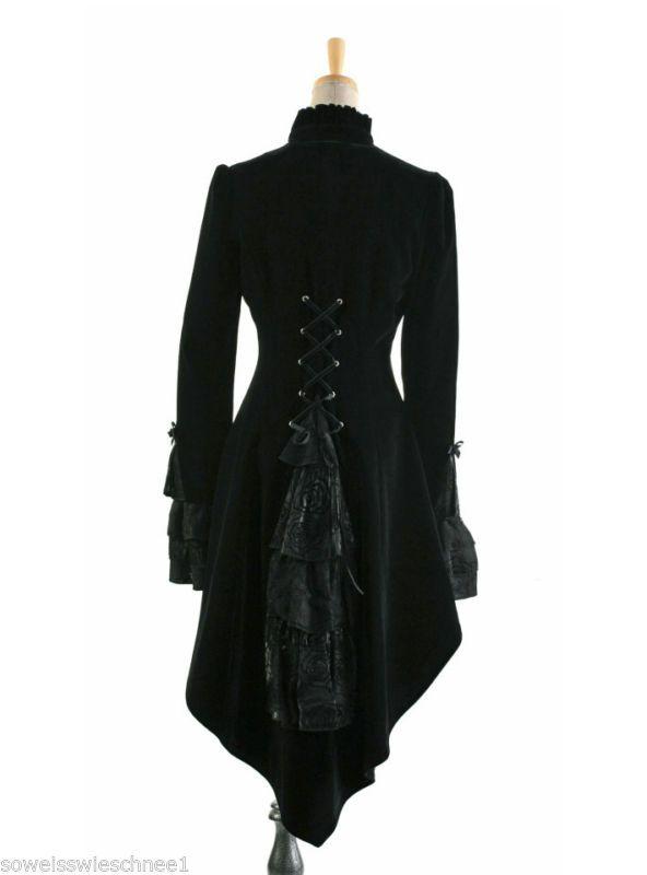 Viktorianischer Gehrock Damen