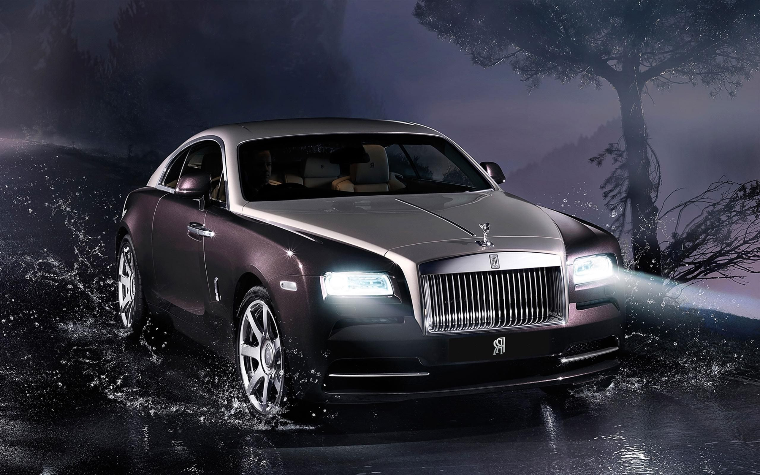2014 Rolls Royce Wraith Wallpapers
