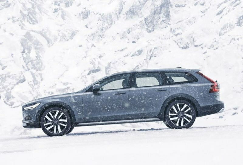 2020 Volvo V90 Cross Country 2020 Volvo