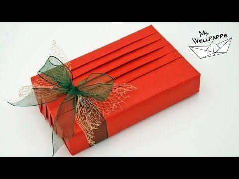 geschenke verpacken einfache anleitung youtube geschenke verpacken pinterest. Black Bedroom Furniture Sets. Home Design Ideas