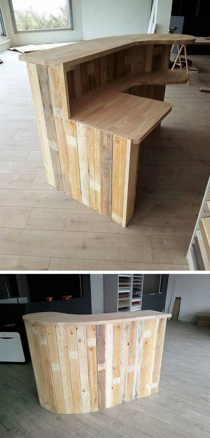27 best wooden pallet furniture projects ideas and tutorials rh pinterest com