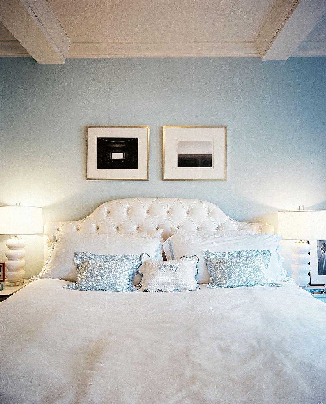 dream master bedroom%0A Blue master bedroom