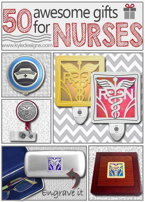 Nurse Gifts - 50 Awesome Personalized Gift Ideas for Nurses - Nurses Week  2014 - Nurse Gifts - 50 Awesome Personalized Gift Ideas For Nurses - Nurses