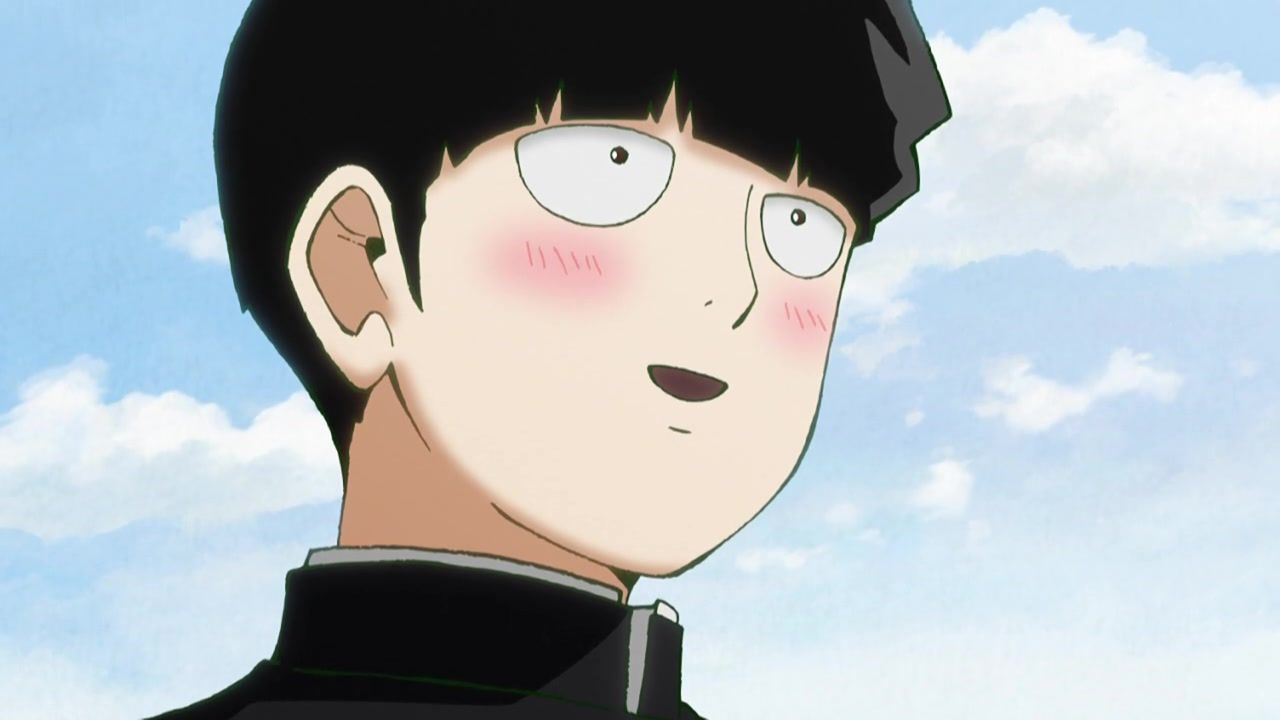 Anime Images Screencaps Wallpapers And Blog Mob Psycho Psycho  The