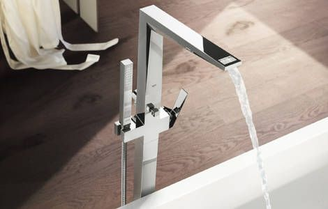 Allure Brilliant Single-lever bath faucet   Antonietty Architects AG ...