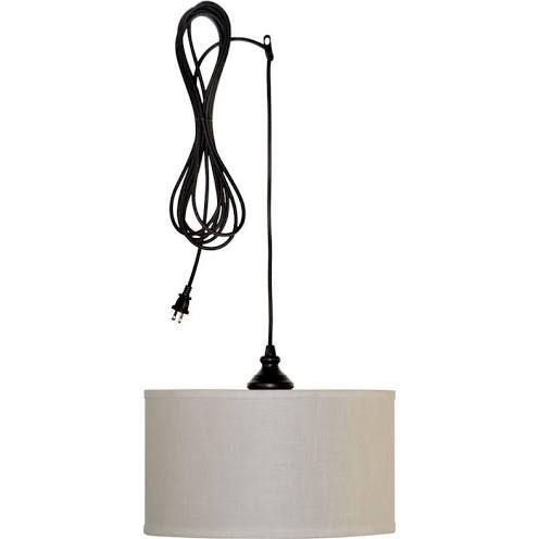 Lighting Cord Kit Plug In Pendant Light Drum Pendant Lighting Plug In Hanging Light