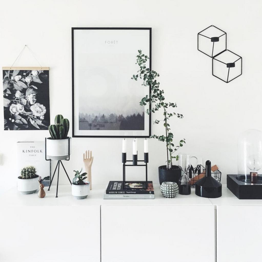 Examples Of Wall Decor: 50 Examples Of Beautiful Scandinavian Interior Design