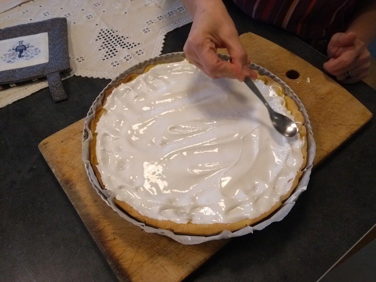 my french lemon meringue pie recipe lemon lime and orange lemon meringue pie pie lemon pinterest