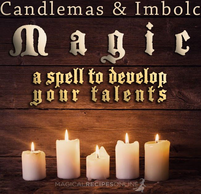 Imbolc Candlemas Spells  How to improve your artistic skills - artistic skills