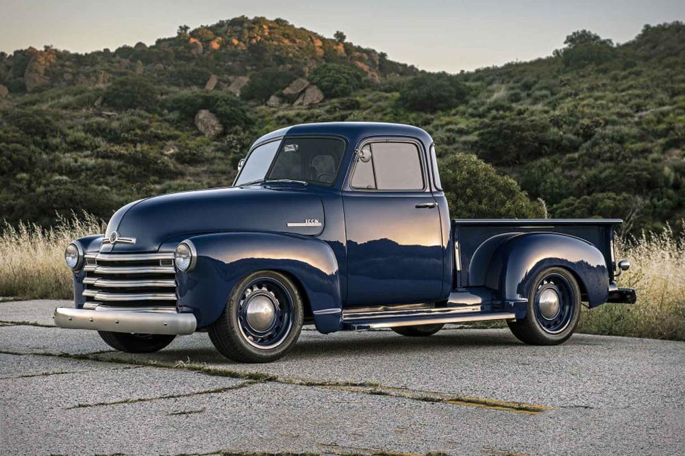 Icon Chevy Thriftmaster Pickup Truck Bilar, Båt