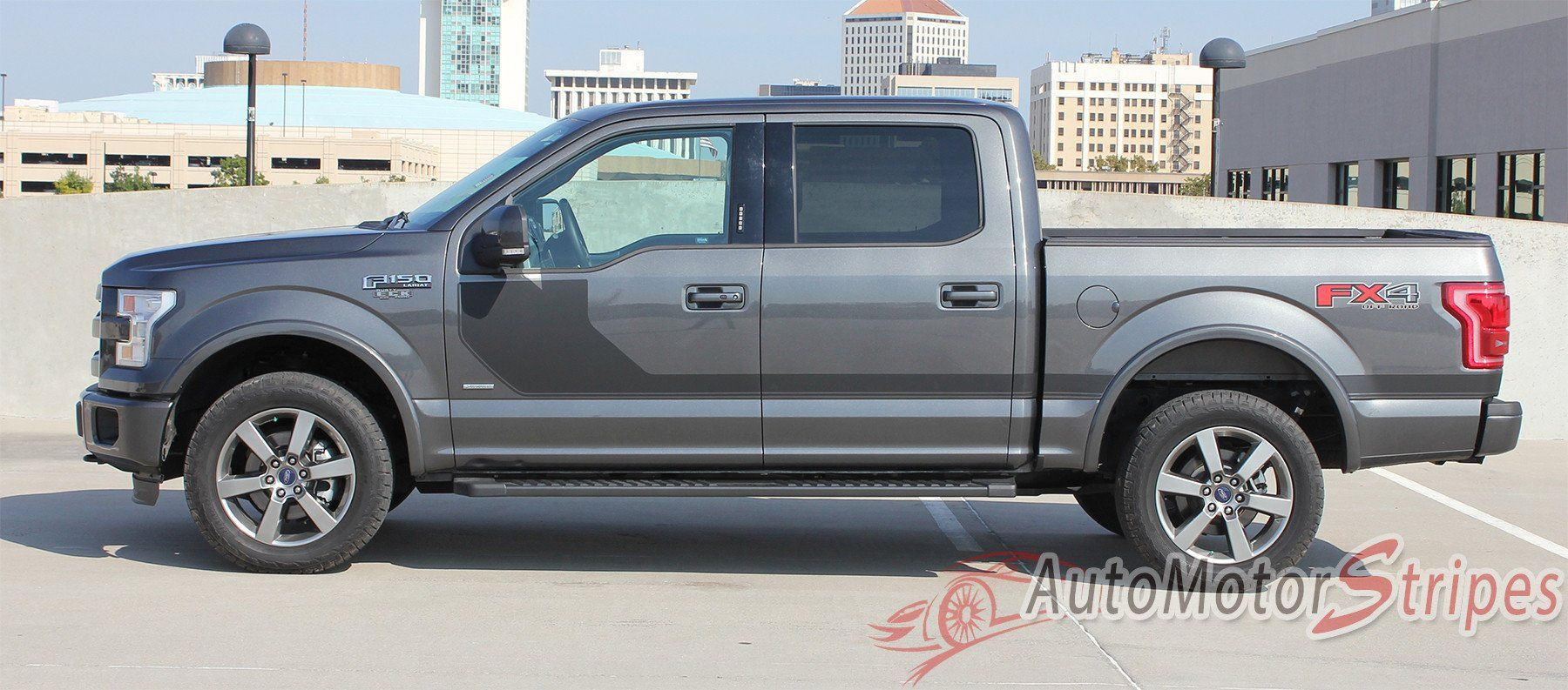 2015 2020 Ford F 150 Sideline Special Edition Appearance Package