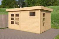 Lasita Maja Gartenhaus Samuel 420x280 Cm 40mm Doppelnut 2 Raume Inkl Boden Ebay Gartenhaus Blockbohlen Gartenhaus Haus