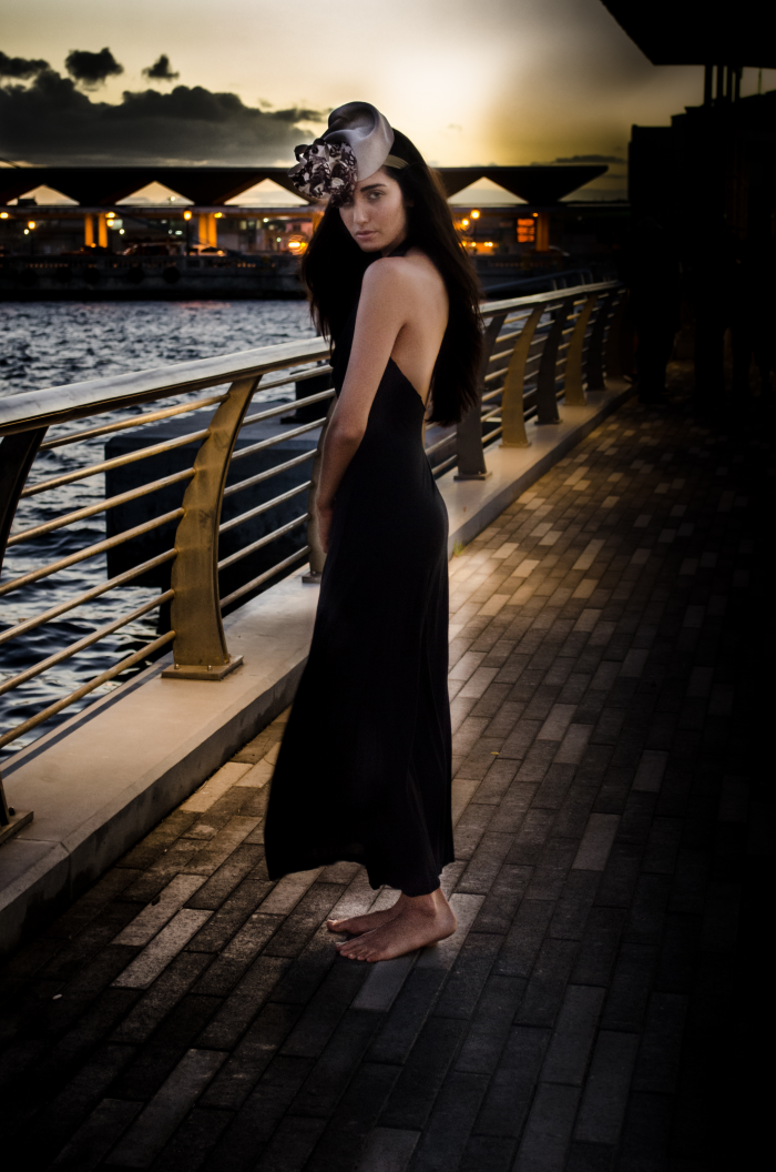 Photographer: Marie Frances/ Model: Ariana K. Diaz for MANDREA