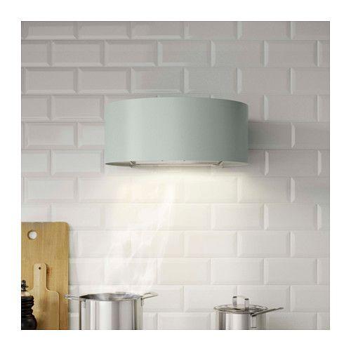 UDDEN Dunstabzugshaube f Wandmontage - IKEA | Küche | Pinterest ...