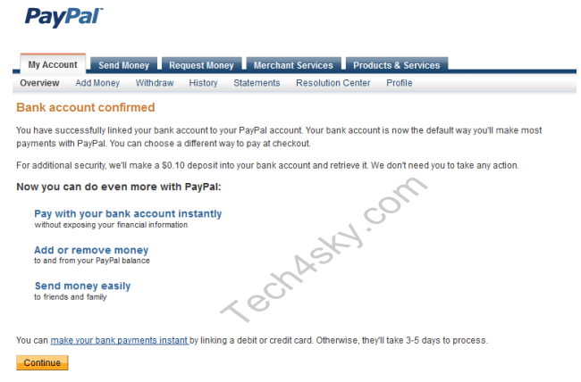 How Long To Withdraw Money From Paypal