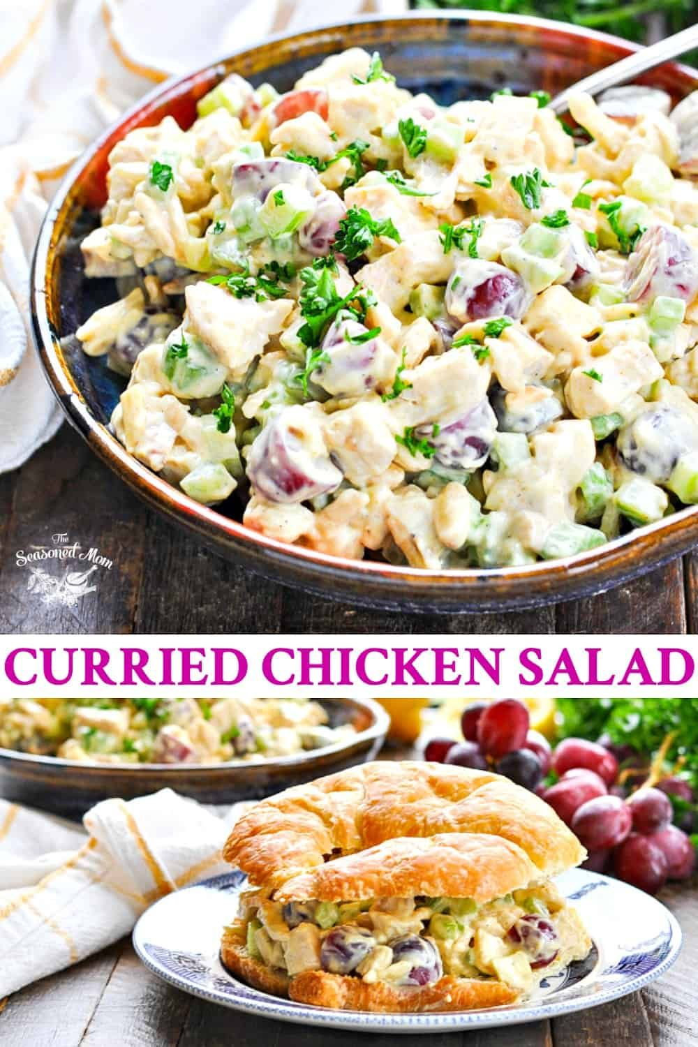 Curried Chicken Salad images