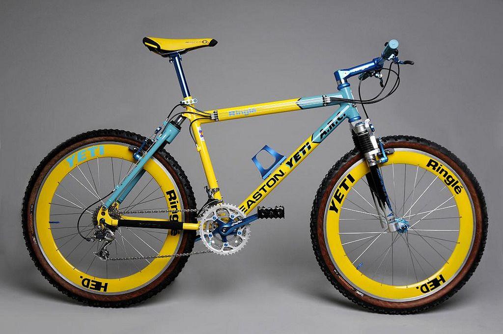 90s Yeti Arc Mtb And Bicycling