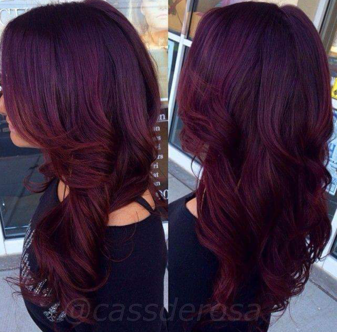 such a pretty color hair color ideas hairstyle ideas red