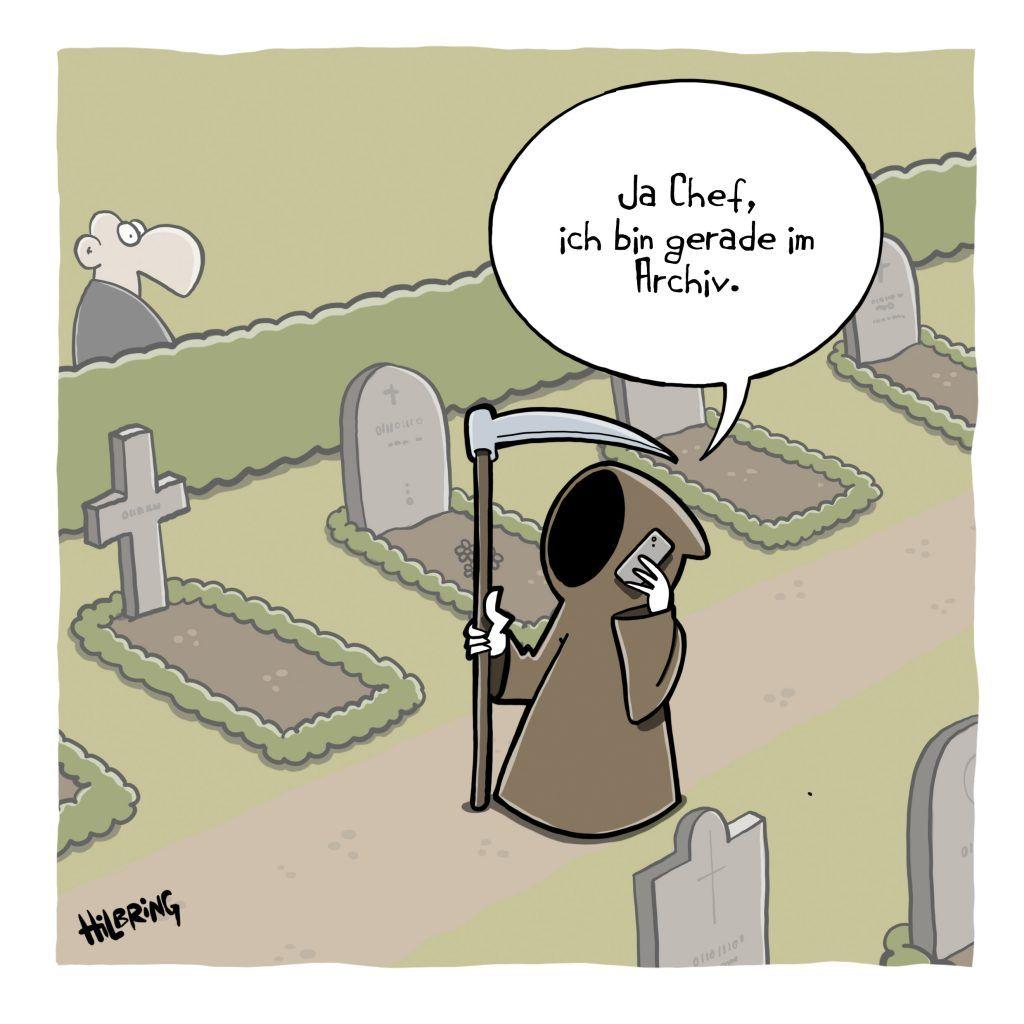 Archiv   Tot   Hilbring   Friedhof – humor ist wenn man trotzdem lacht 2