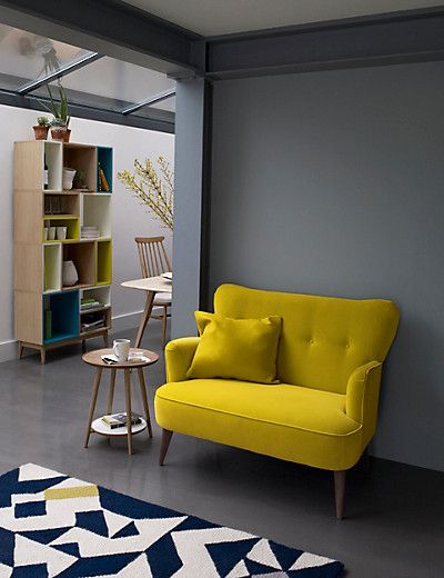 Conran Bampton Bookcase  M&s  Home Spaces  Pinterest Simple Yellow Living Room Chairs Design Decoration