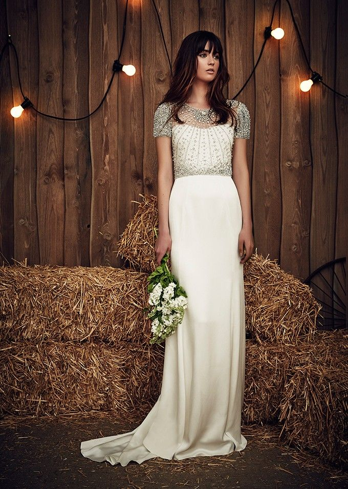 Carrie | Jenny Packham | 2017 Bridal Collection | FASHION