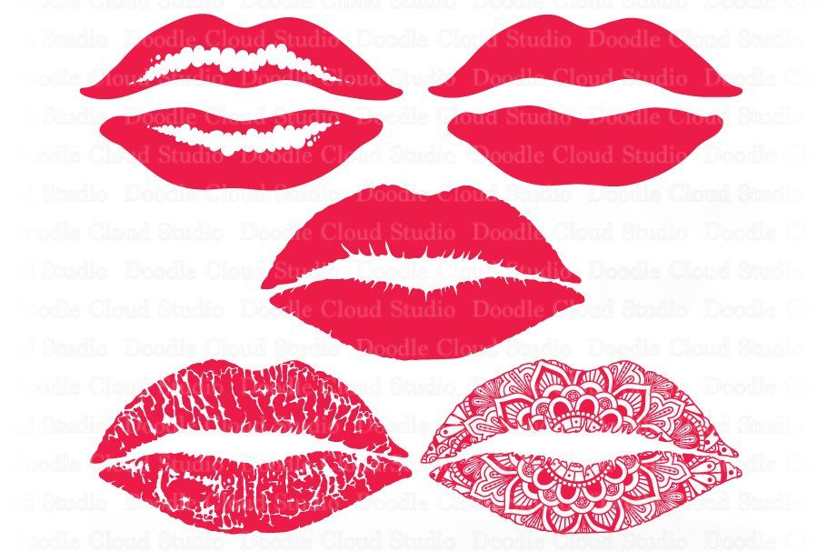 Lips With Teeth Png Bundle Lips Png Kissing Lips Lips Graphic Design Tutorials Learning