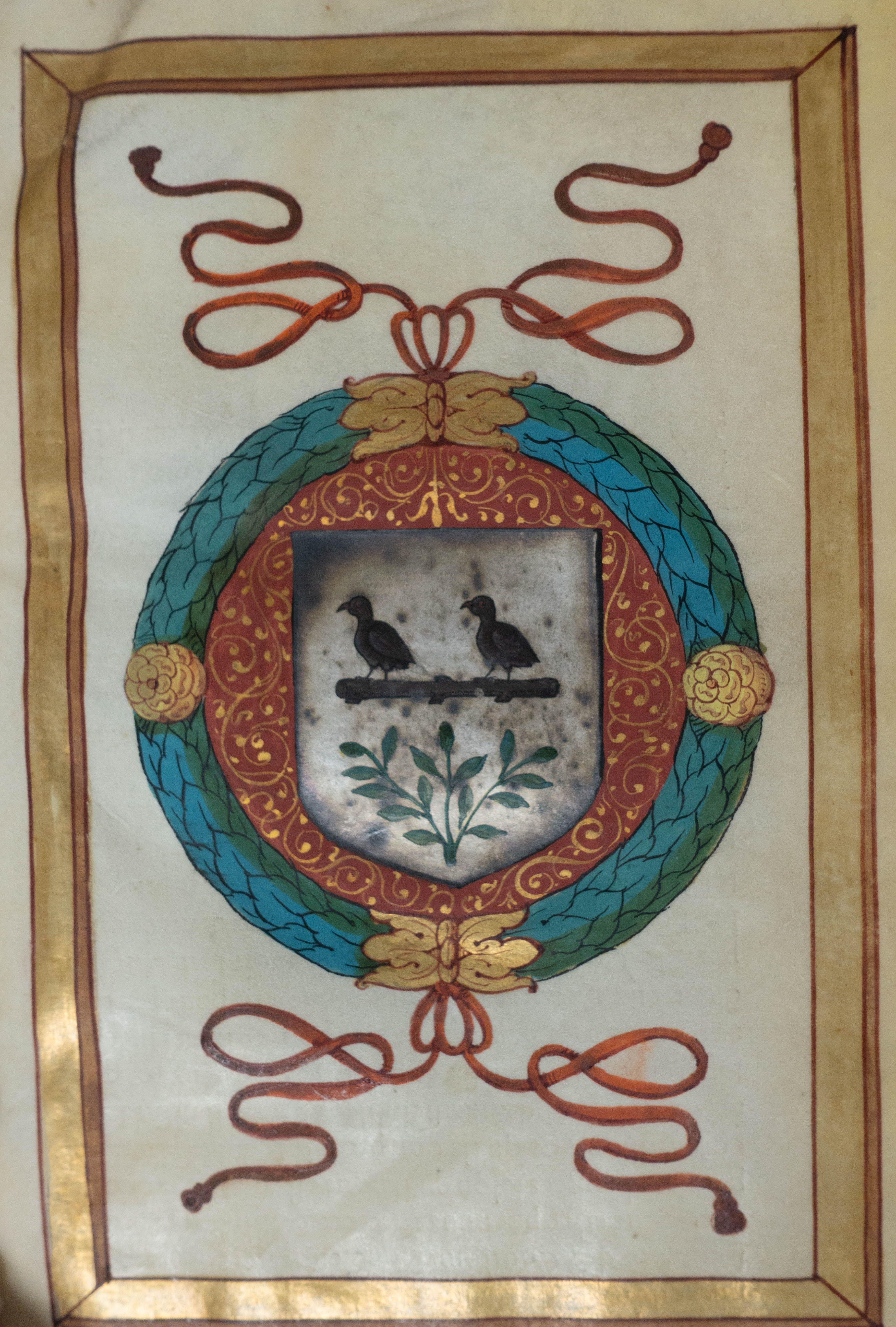 Coustumes De La Prevoste Et Vicomte De Paris French Collection Coat Of Arms Prints