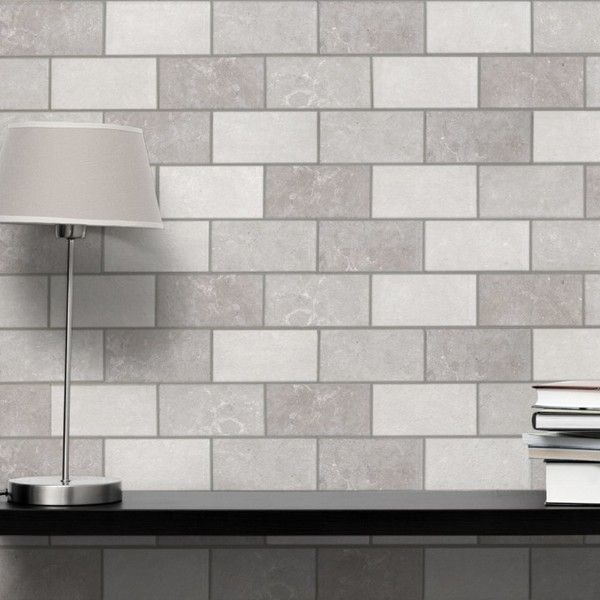 The Modena Mix Of Grey Brick Tiles Are Perfect For Stylish Bathrooms And  Kitchens. These Flat Grey Metro Tiles Come In A Co Ordinating Mix Of Grey  Colours ...