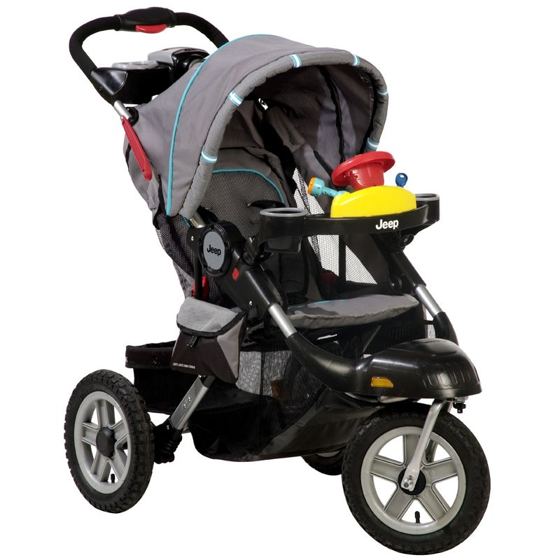 Strollers Recalled By Kolcraft Due To Projectile Hazard Jeep
