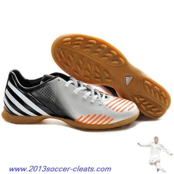 Buy Adidas Predator Absolado LZ TRX Astro Turf Trainers Black White Orange  Football Boots bd8b58e0f838