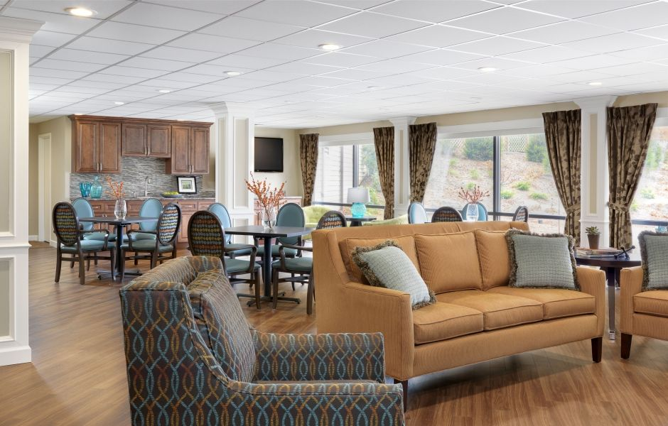 Bethesda terrace dining and activities senior living for The terraces senior living