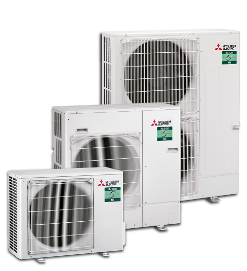 Mitsubishi Electric has launched of a new range of air