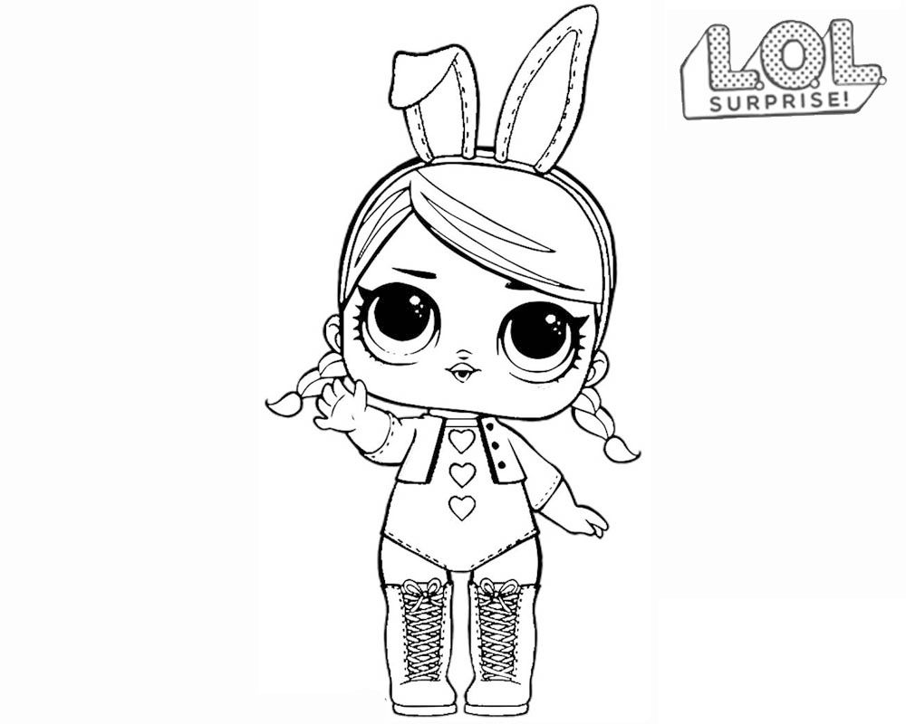 Lol Cutie Coloring Pages Coloring Pages Allow Kids To Accompany Their Favorite Characters Unicorn Coloring Pages Free Coloring Pages Cartoon Coloring Pages