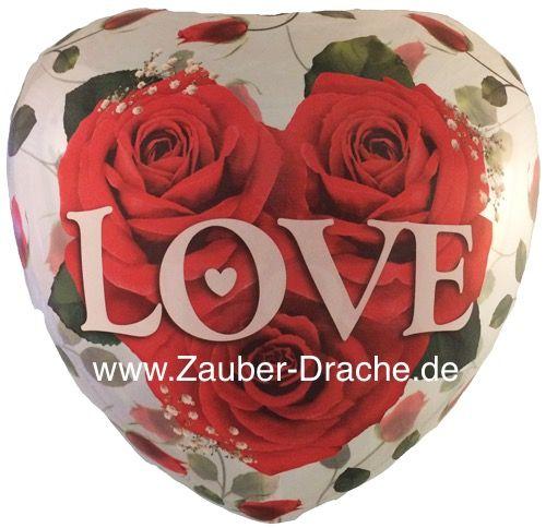 Schöner Ballon Für Hochzeit Und Valentinstag