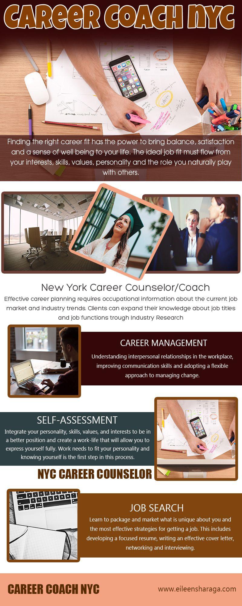 Our Website httpseileensharagacom A Career Counselor NYC