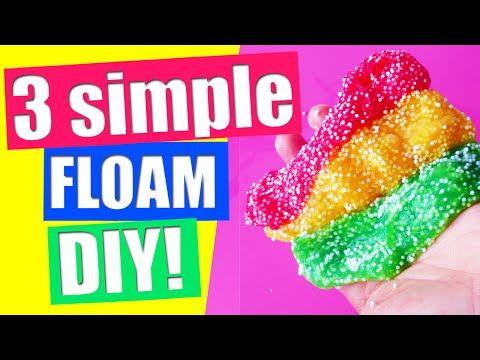 Diy perfect floam how to make floam slime without borax by bum bum diy perfect floam how to make floam slime without borax by bum bum surprise toys ccuart Choice Image