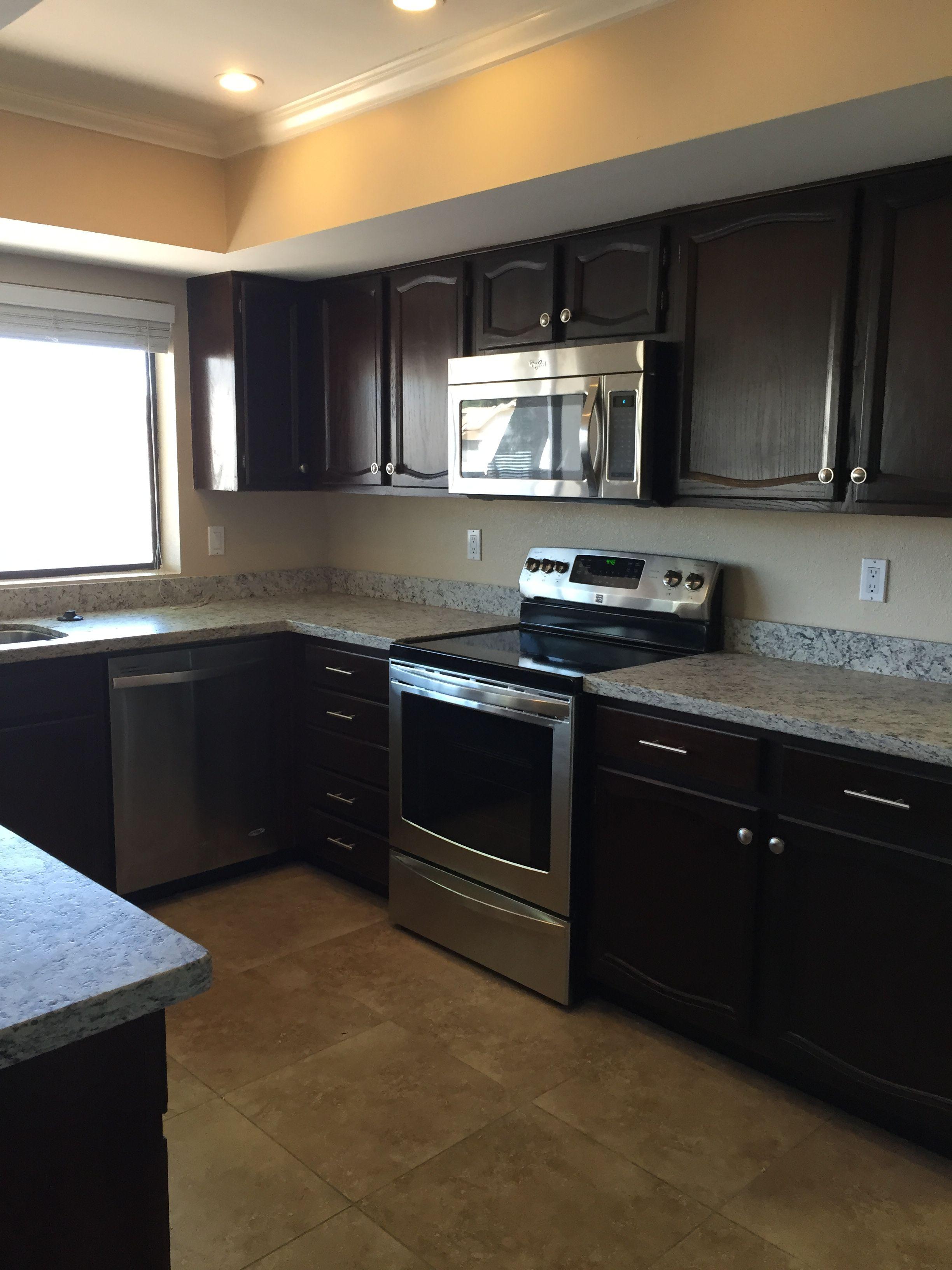 Description Complete Home Remodel kitchen area Cabinets