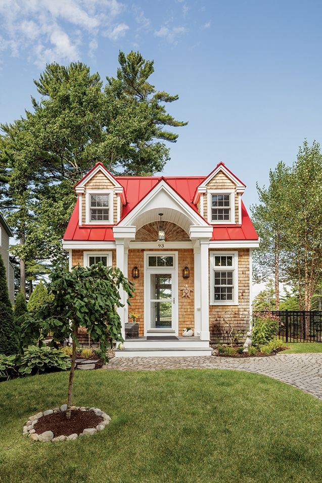 6 maine tiny homes with lots of character tiny houses pinterest rh pinterest ch