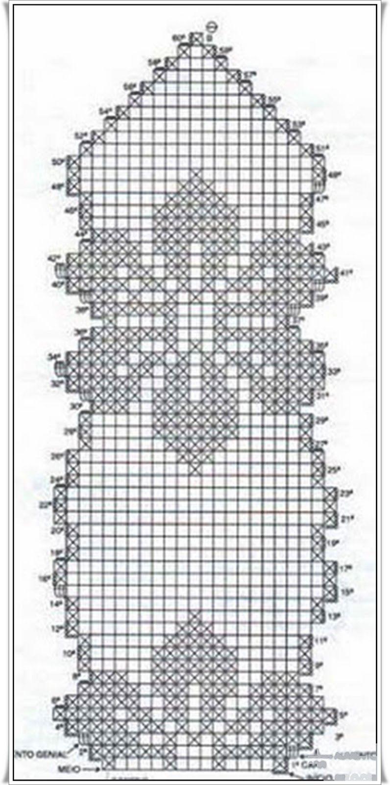 Graficos Crochet Ganchillo Cortina Para Cocina Picasaweb Ajilbab Com ...